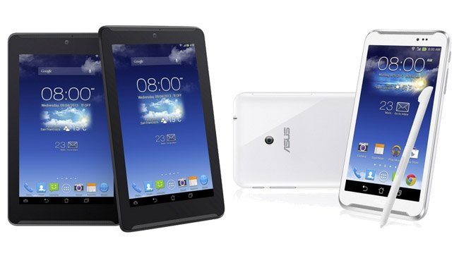 ASUS unveils updated Fonepads