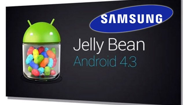 Android 4.3 update for Samsung devices
