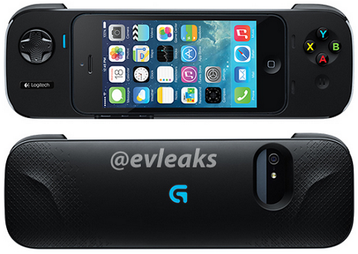 Twitter - evleaks- Logitech gamepad for iPhone ...