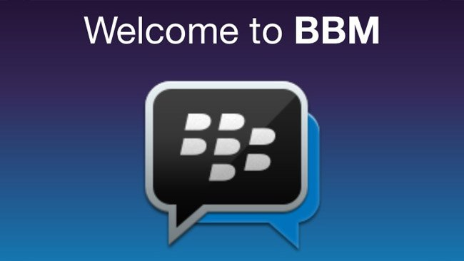 BBM for iPhone and Android launching within days