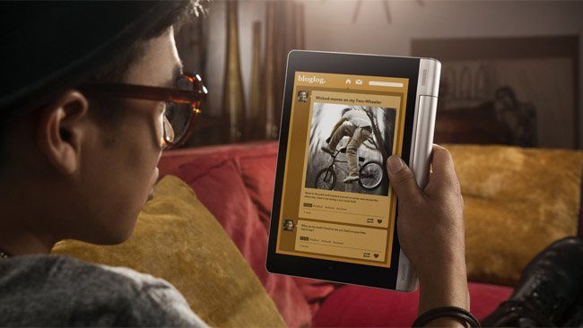 Lenovo unveils 8- and 10-inch Yoga Android tablets