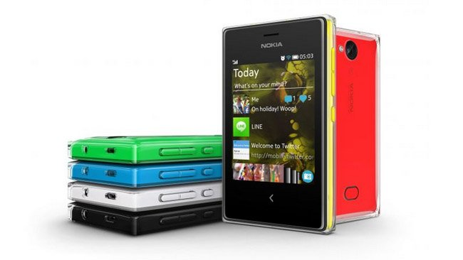 Nokia Asha 500, Asha 502 and Asha 503 feature phones unveiled