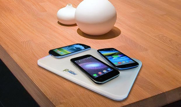 Samsung invests in wireless charging company PowerbyProxi