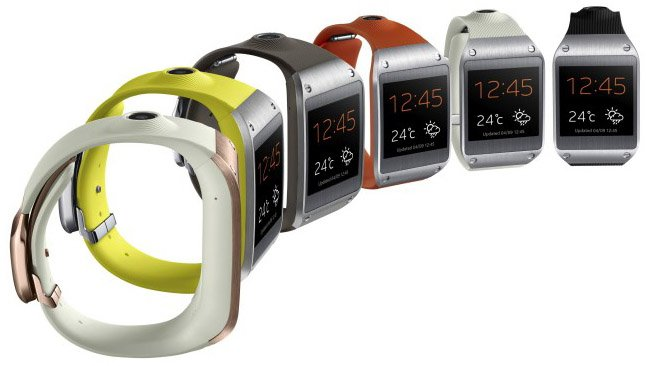 Samsung moves 800,000 Galaxy Gear smart watches in two months