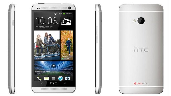 HTC One dual SIM with microSD card slot announced in the UK