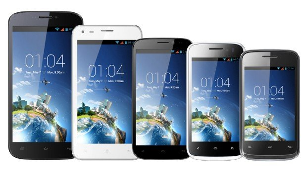Kazam unveils 7 low-cost smartphones with stock Android and cracked screen replacement guarantee