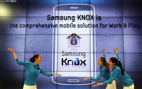 Samsung Knox has a serious vulnerability