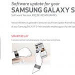 Verizon's Galaxy S4 Mini getting Galaxy Gear support