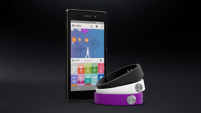 Sony unveils the Core and SmartBand wearable gadgets