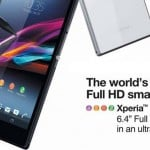 Wi-Fi-only Sony Xperia Z Ultra announced for Japan