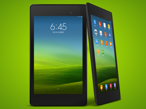 Xiaomi tablet-optimized MIUI