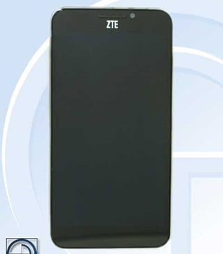 Grand S, The Information of The New ZTE Android