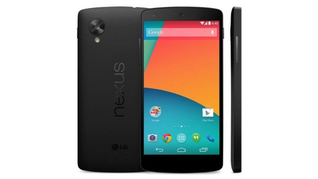 Sprint's Nexus 5 gets Android 4.4.3 update