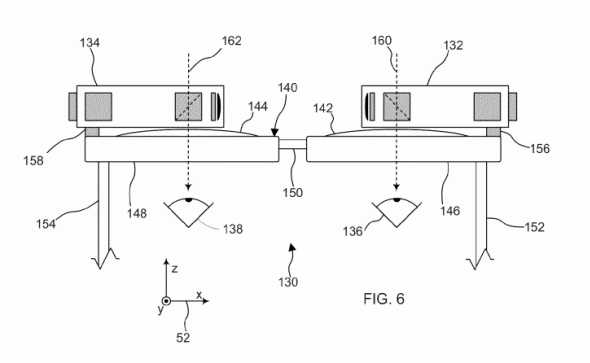 Google working on dual-wielding Google Glass?
