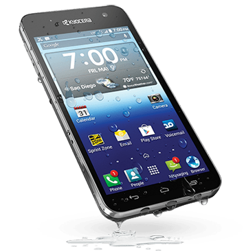 Kyocera Hydro Vibe announced for Sprint, Virgin Mobile