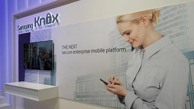 Samsung KNOX 2.0 coming to Galaxy S5
