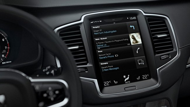 Volvo, Honda and Hyundai to make their cars sing along both iPhone and Android