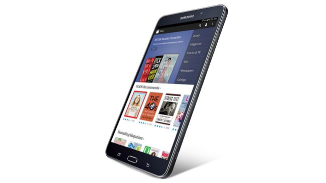 Samsung, Barnes & Noble to unveil a new Nook tablet on August 20th