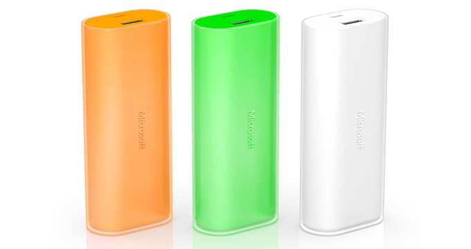 Microsoft DC-21 portable charger